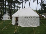 18 x 10ft (5.5 x 3m) Oval Marquee