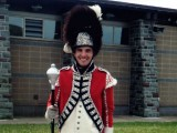 Uniform on Interpreter at Signal Hill, NF